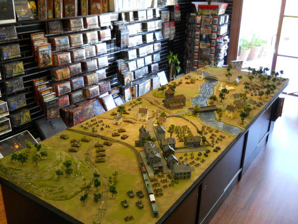 The game ogre boardgames chess miniature wargaming magic the gathering and more - Magic the gathering game table ...